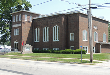 Riley Methodist Church